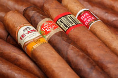 Mexican cigars. Royalty Free Stock Images