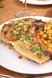 Mexican Citrus Pork Chops Stock Images