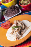 Mexican Cochinita pibil Stock Photography