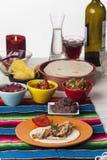 Mexican Cochinita Stock Photo