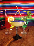 Mexican cocktails Stock Image
