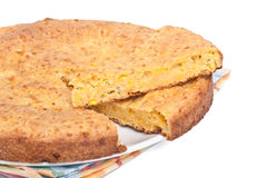 Mexican Corn Bread Stock Photo