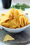 Mexican corn chips Stock Photography