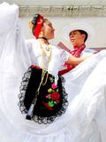 Mexican couple Royalty Free Stock Photo