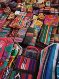 Mexican Crafts. Bags Stock Images