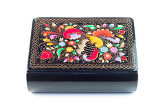 Mexican crafts jewelry box Stock Photos