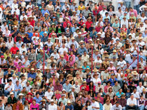 Mexican crowd Stock Photos