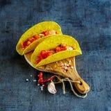 Mexican cuisine concept stock photos