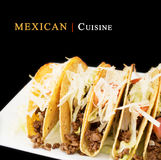 Mexican cuisine concept Stock Photo
