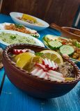 Mexican cuisine Royalty Free Stock Image