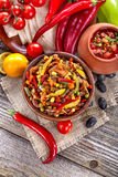Mexican cuisine Stock Photography