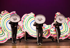 Mexican Dance Royalty Free Stock Image