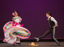Mexican Dance Jalisco Royalty Free Stock Photo