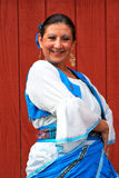 Mexican dancer Royalty Free Stock Photography