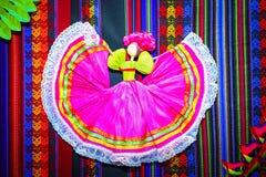 Mexican dancer Stock Photos