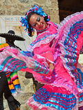 Mexican Dancers Stock Photography