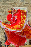 Mexican Dancers Stock Image