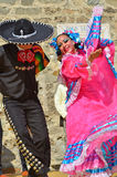 Mexican Dancers Stock Images