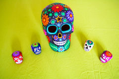 Mexican Day of the Dead royalty free stock image