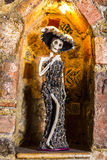Mexican  day of the dead Royalty Free Stock Photography