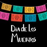 Mexican Day of the Death Royalty Free Stock Images