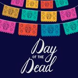 Mexican Day of the Death Royalty Free Stock Image