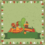 Mexican decoration Stock Image