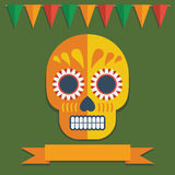 Mexican decoration Stock Images