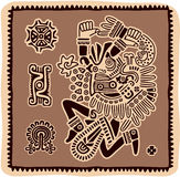 Mexican Design Elements Stock Images