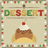 Mexican dessert Royalty Free Stock Images