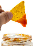 Mexican dip Royalty Free Stock Photo