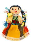 Mexican Doll Royalty Free Stock Photos