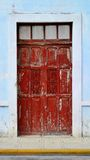 Mexican door Royalty Free Stock Photo