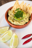 Mexican Entree stock photography