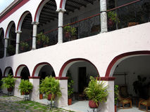 Mexican Exterior Royalty Free Stock Images