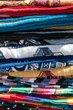 Mexican Fabrics Stock Images