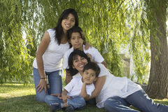 Mexican Family 5 Royalty Free Stock Photography