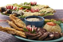 Mexican feast Stock Photos