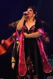 Mexican female singer Regina Orozco Stock Images