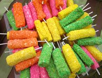 Mexican Festival Party Pastry Stock Photos
