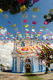 Mexican festons Royalty Free Stock Images