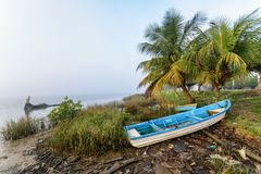 Mexican Fishing Boat Stock Image