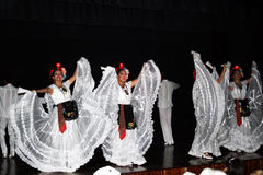 Mexican folklore Royalty Free Stock Photo