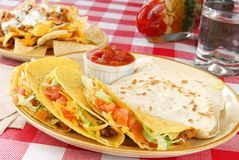 Mexican food Royalty Free Stock Photography