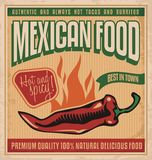 Mexican Food Royalty Free Stock Photo