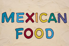 Mexican Food Royalty Free Stock Image