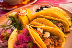 Mexican food Royalty Free Stock Photos