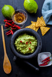 Mexican food Stock Images