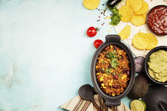 Mexican food Stock Photos