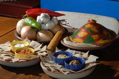 Mexican foods Royalty Free Stock Photography